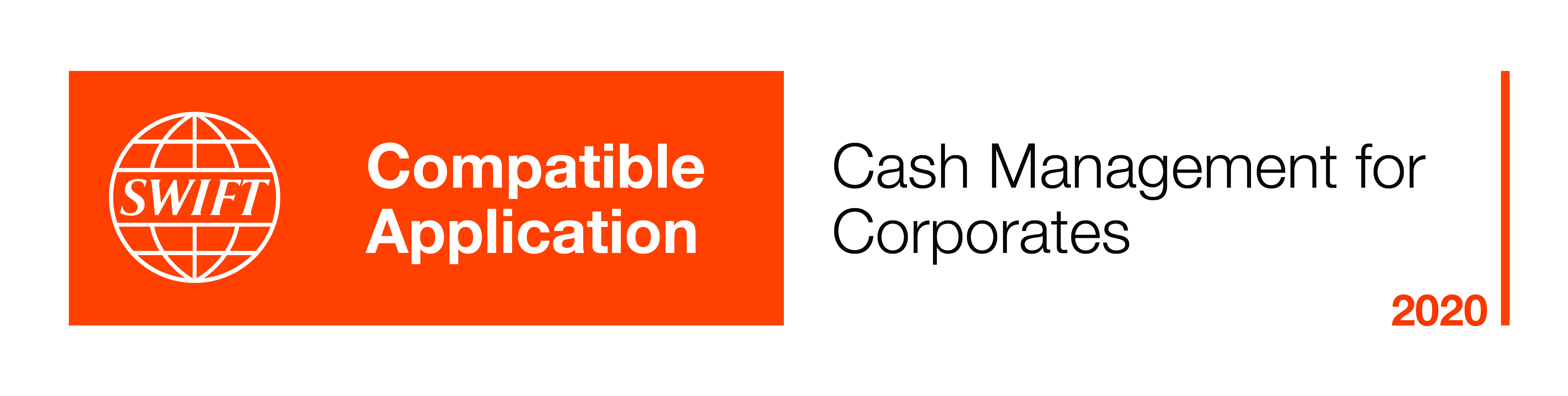 SWIFT Compatible Application Cash Management for Corporates 2020_high res