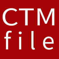 CTMFile logo